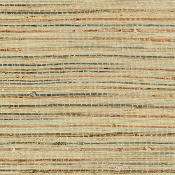 Natural Shades - Seagrass Room Darkening Fabric Liner Sand WGRNW001