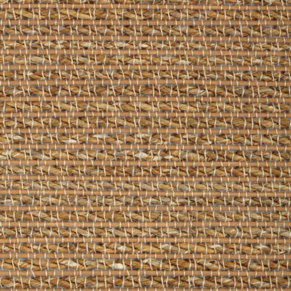 Natural Shades - Sisal Twist Room Darkening Fabric Liner Banana Leaf WSR81928