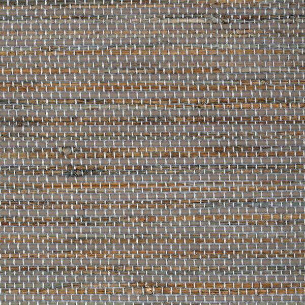 Natural Shades - Bay Weave Light Filtering Fabric Liner Gray WYL81914