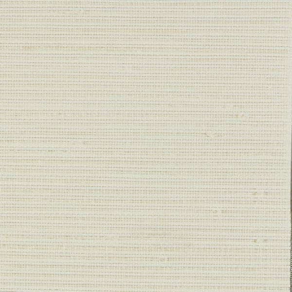 Natural Shades - Bay Weave Light Filtering Fabric Liner White WYLNW004
