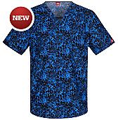 Men's Gen Flex V-Neck Scrub Top