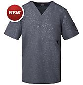 Men's Xtreme Stretch V-Neck Scrub Top