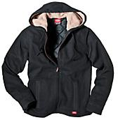 Women's Sanded Duck Hooded Jacket