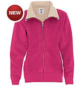 Women's Sherpa Bonded Fleece Jacket