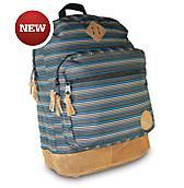 Venice Suede Backpack
