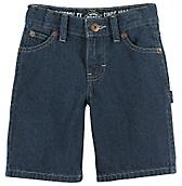 Toddler Relaxed Fit FlexWaist® Denim Carpenter Short