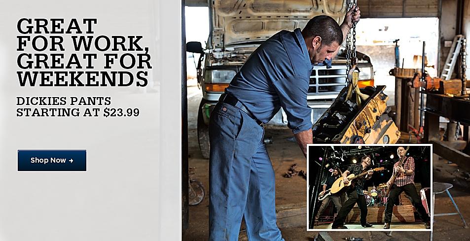 Dickies Work Shorts | Dickies