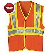 ANSI Solid Vest, Class 2