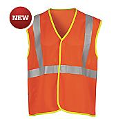 High Visibility ANSI  Mesh Vest, Class 2