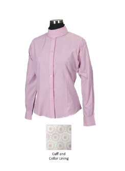 Equine Couture Hannah CoolMax Plus Size Show Shirt Best Price