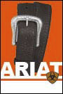 Ariat Men's Western Belt with Detail