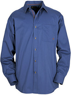 Ariat Men's Solid Twill Shirt-08 Best Price