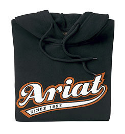 Ariat Men's Logo Applique Hoodie