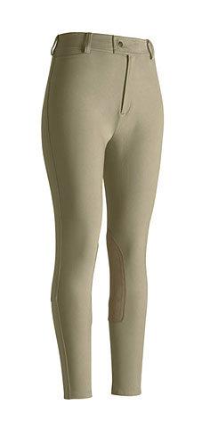 Ariat Ladies Fairfax Front Zip Riding  Breeches Best Price