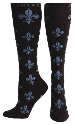 Ariat Ladies Fleur Knee High Socks Best Price