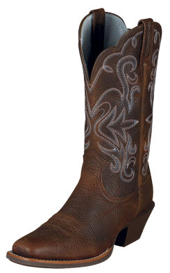 Ariat Ladies Legend Oiled Rowdy Western Boot