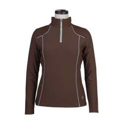Ariat Ladies Ventura ¼ Zip Long Sleeve Jersey Best Price