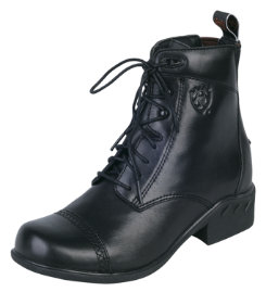 Ariat Ladies Heritage RT Lace Paddock Boots Best Price