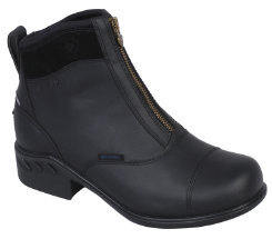 Ariat Ladies Broussard Zip Winter Paddock Boots Best Price