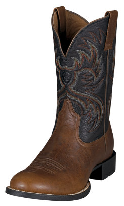 Ariat Mens Heritage Horseman Western Boot Best Price
