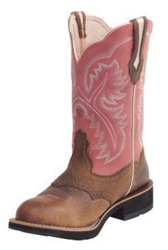 Ariat Ladies Showbaby Western Boots