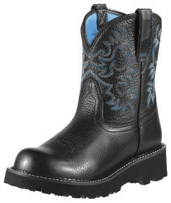 Ariat Ladies Fatbaby Western Boots