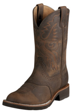 Ariat Kids Heritage Crepe Western Boots Best Price