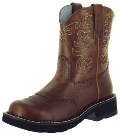 Ariat Ladies Fatbaby Saddle
