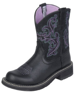 Ariat Ladies Fatbaby II Western Boot Best Price