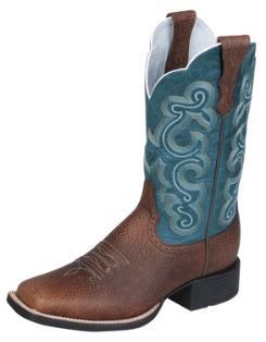 Ariat Ladies Quickdraw Western Boot Best Price