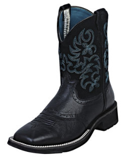 Ariat Ladies Ranchbaby Square Toe Western Boot Best Price