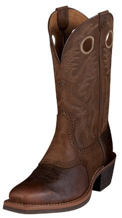 Ariat Mens Heritage Roughtstock Western Boot Best Price
