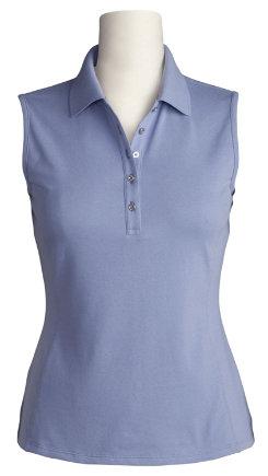 Ariat Ladies Sleeveless Prix Polo Shirt - 2010 Best Price