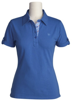 Ariat Ladies County Polo Shirt Best Price