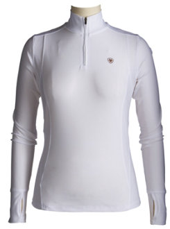 Ariat Ladies Ventura Quarter Zip Top Best Price