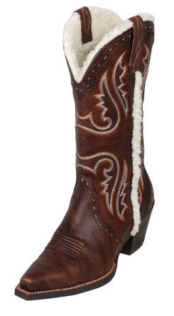 Ariat Ladies Heritage X Toe Alpine Boot Best Price