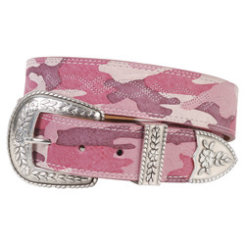 Ariat Ladies FatBaby 3pc Belt Best Price