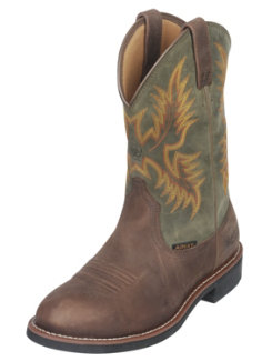 Ariat Mens Waterproof Stockman Boot Best Price