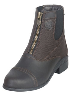 Ariat Youth Heritage Sport Zip Paddock Boot Best Price