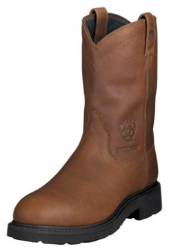 Ariat Mens Steel Toe Sierra Boots Best Price