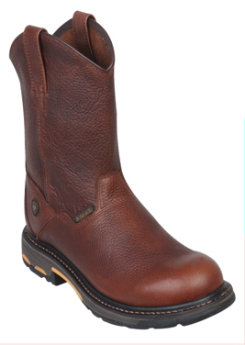 Ariat Mens WorkHog Composition Safety Toe Boot Best Price