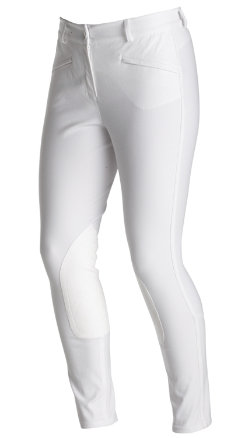 Ariat Ladies Performer Mid Rise Knee Patch Breeches Best Price
