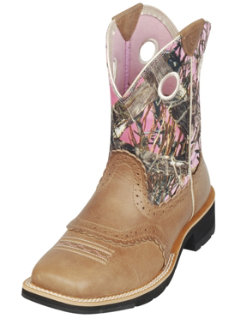 Ariat Ladies Fatbaby Cowgirl Western Boot Best Price