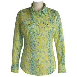 Ariat Ladies Python Western Shirt Best Price