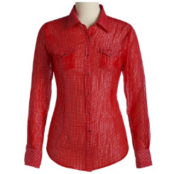 Ariat Ladies Finley Western Shirt Best Price