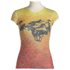 Ariat Ladies  Wild Horses Tee Best Price