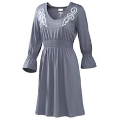 AT Lds Maddie Embroidered Dress Best Price