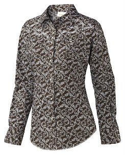 Ariat Ladies Daria Western Shirt Best Price