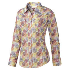 Ariat Ladies Camille Western Shirt Best Price