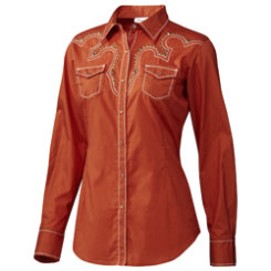 Ariat Ladies Skylar Western Shirt Best Price